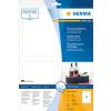 Herma 8882 SPECIAL Flaschenetiketten - DIN A4 - 90 x 120 mm - glossy - weiß - 40 Stück