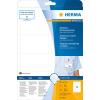 Herma 9012 VARIO Namensschilder - DIN A4 - 90 x 60 mm - weiß - perforiert - 200 Stück