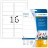 Herma 10009 SPECIAL Etikett - DIN A4 - 88,9 x 33,8 mm - weiß