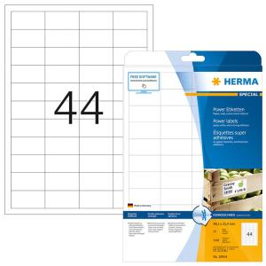 Herma 10914 SPECIAL Power-Etiketten - DIN A4 - 48,3 x...