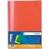 Herma 19992 Heftschoner - DIN A4 - transparent - farbig sortiert - 10 Stück