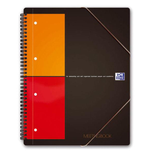 Oxford Collegeblock International MEETINGBOOK - DIN A4+...