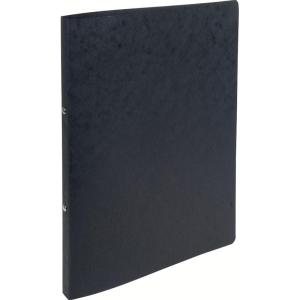 Exacompta Ringbuch Manila, A4, 2R Ring-Ø 15mm schwarz