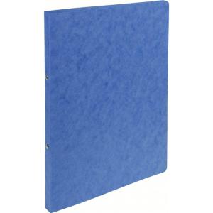 Exacompta Ringbuch Manila, A4, 2R Ring-Ø 15mm blau