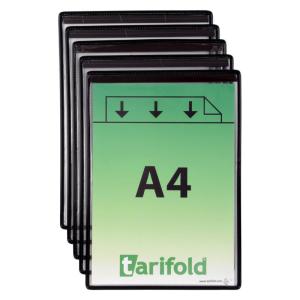 Tarifold Sichttafel magnetisch, für Format A4,...
