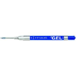 Parker Gelmine Z46, Strichstärke M, blau