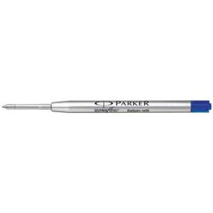 Parker Kugelschreibermine QUINKflow, F, blau