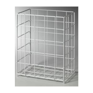 Fripa Sammelkorb - 28,5 x 19 x 35,5 cm - weiß