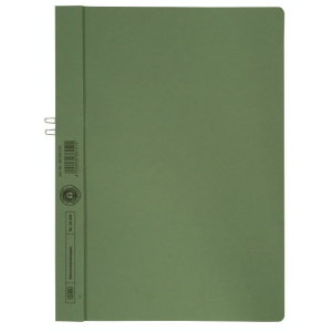 Elba Klemmhandmappe ohne Deckel  A4 grün