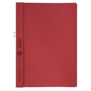 Elba Klemmhandmappe ohne Deckel  A4 rot