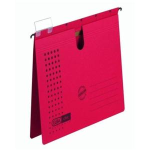 Elba Hängehefter chic ULTIMATE, f. A4, rot 1 Stück