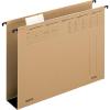 Leitz Hängesammler ALPHA - DIN A4 - mit Hartpappeboden - 6 cm - naturbraun
