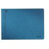 Leitz Schnellhefter Rapid - DIN A5 quer - Manila-Karton - blau