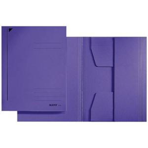 Leitz Jurismappe - DIN A4 - violett