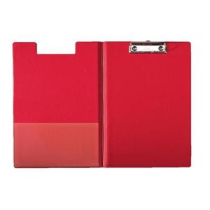 Leitz Klemm-Mappe - DIN A4 - 200 Blatt - rot