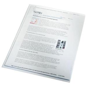 Leitz Sichthülle - DIN A4 - 0,13 mm - farblos
