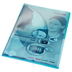 Leitz Sichthülle Premium - DIN A4 - 0,15 mm - blau -...