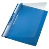 Leitz Universal Plastik-Einhängehefter - DIN A4 - blau