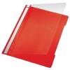 Leitz Schnellhefter - DIN A4 - PVC - rot