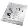 Leitz Prospekthülle - DIN A4 - 0,1 mm - fabrlos - 100 Stück