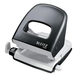 Leitz New NeXXt Locher 5008 - 30 Blatt - schwarz