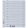 Leitz Trennblätter - DIN A4+ - grau - 100 Stück