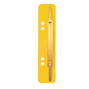 Leitz Heftstreifen aus Karton - gelb - 25 Stück