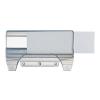 Leitz Vollsichtreiter ALPHA - für Hängeregistratur - transparent - 50 Stück