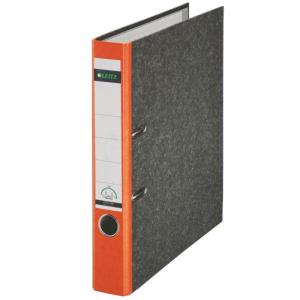 Leitz Ordner 180° - DIN A4 - 5,2 cm - Rücken orange