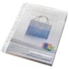 Leitz Dokumentenhülle CombiFile Maxi - DIN A4 - farblos - 3 Stück
