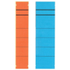 preiswert & gut Ordner-Rückenschilder, lang/breit, grün, 10St