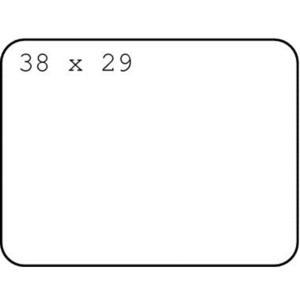 Avery Zweckform Vielzweck-Etiketten, 38x29mm, PG=384ST,...