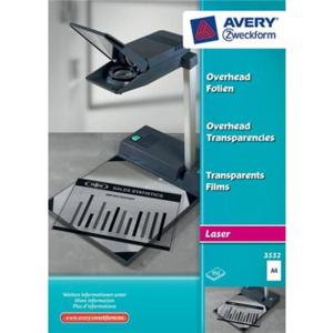Avery Zweckform Kopier- u. Laserfolie,...
