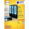 Avery Zweckform Ordner-Rückenschilder für alle A4 Drucker