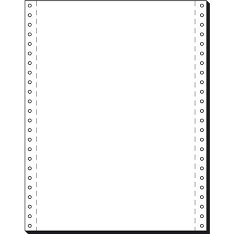 Sigel Tabellierpapier blanko, A5 quer, 240x152,4 mm (6