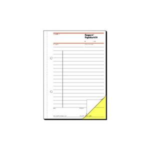 Sigel Rapport SD025, A5 hoch, 2 x 40 Blatt