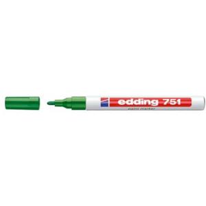 edding 751 Lackmarker - 1-2 mm - grün