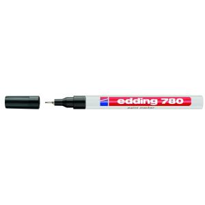 edding 780 Lackmarker - 0,8 mm - schwarz