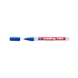 edding 780 Glanzlackmarker - 0,8 mm - blau