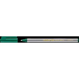 edding 88 office liner Fineliner - 0,6 mm - grün