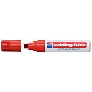 edding 800 Permanentmarker - Keilspitze - 4-12 mm -...