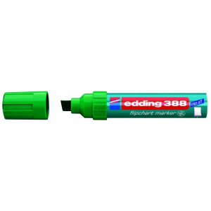 edding 388 Flipchartmarker - Keilspitze - 4-12 mm -...
