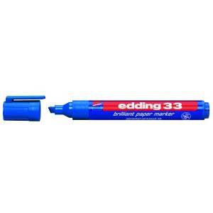 edding 33 Brilliant-Papiermarker - Keilspitze - 1-5 mm -...
