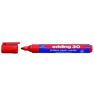 edding 30 Brilliant-Papiermarker - Rundspitze - 1,5-3 mm...