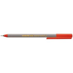 edding 55 Fineliner - 0,3 mm - rot