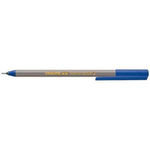 edding 55 Fineliner - 0,3 mm - blau