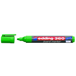 edding Whiteboardmarker 360, 1,5-3mm, grün