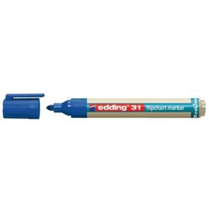 edding 31 EcoLine Flipchartmarker - Rundspitze - 1,5-3 mm...