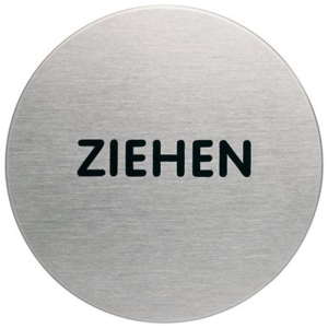 Durable Türschilder Piktogramme, Symbol Ziehen,...