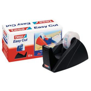 tesa Easy Cut Tischabroller - leer für Rollen bis 33...
